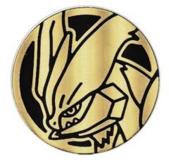 Pokemon White Kyurem Collectible Coin (Gold Mirror Holofoil)