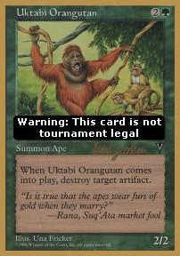 Uktabi Orangutan (Version 1)