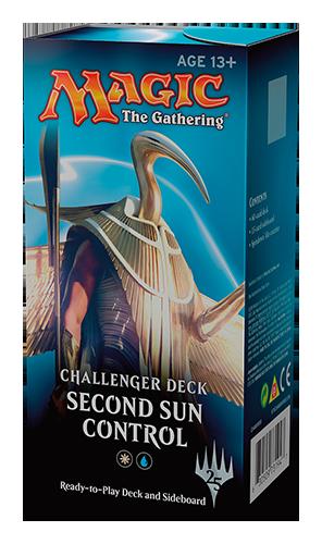 Challenger Deck - Second Sun Control