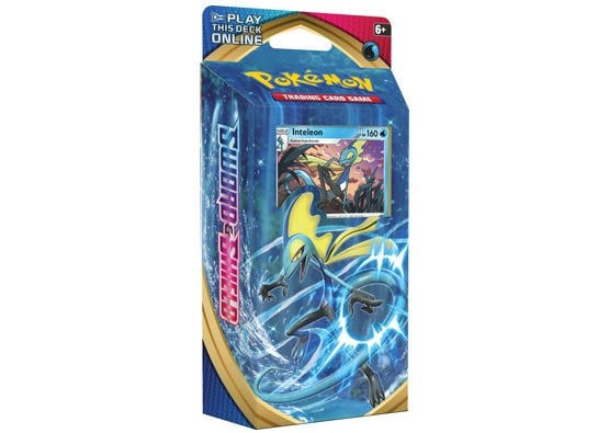 Pokemon Sword & Shield Base Set Theme Deck - Inteleon (Ships Feb 7)