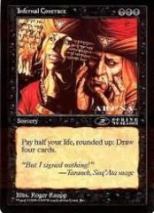 Infernal Contract - Oversized Promo