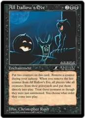All Hallow's Eve - Oversized Promo