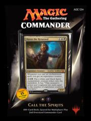 Commander 2015: White/Black Deck - Call the Spirits (W/B)