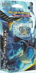 Pokemon Sun & Moon Team Up Theme Deck - Blastoise