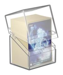 Ultimate Guard - Deck Case 100+ Boulder - Clear