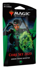 Core Set 2020 Theme Booster - Green