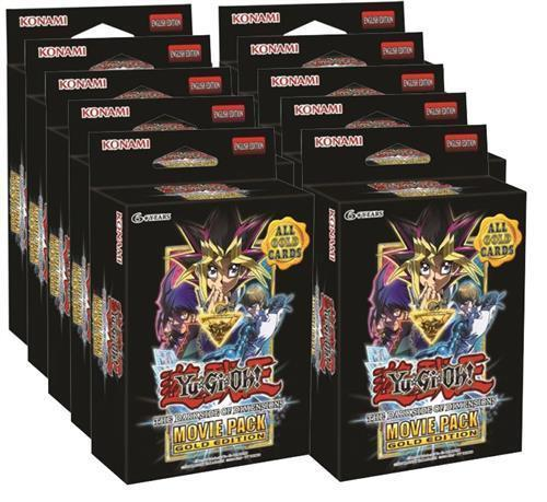 Movie Pack Dark Side of Dimensions Gold Edition Sealed Case (10 Units)