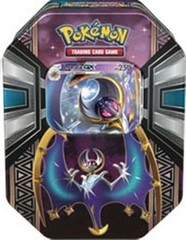 Legends of Alola Tin - Lunala-GX