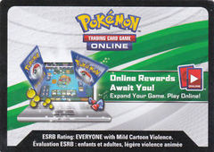 Sun & Moon Checklane Blister Pack Code Unused - Rockruff