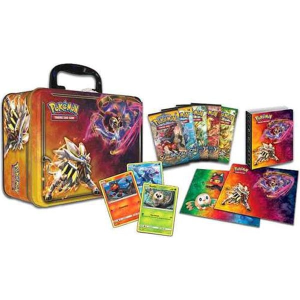Pokemon Collector Chest Tin 2017