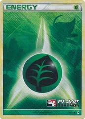 Grass Energy - 88/95 - 2011 Crosshatch Player Rewards Promo