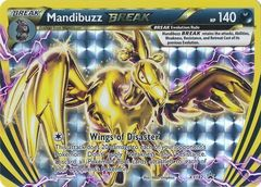 Mandibuzz Break - XY182 - Promo