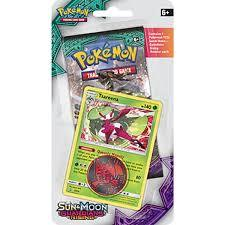 Sun & Moon Guardians Rising 1-Pack Blister - Tsareena