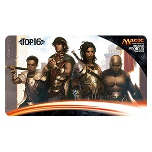 RPTQ Magic Origins 2016 Top 16 Playmat (Kytheons Irregulars)