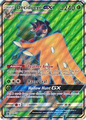 Decidueye-GX - SM37 - Oversized Promo