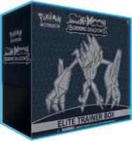 Pokemon Sun & Moon: Burning Shadows Elite Trainer Box