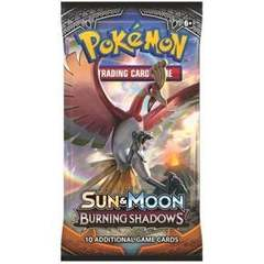 Pokemon Sun & Moon - Burning Shadows Booster Pack