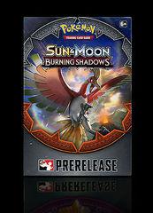 Sun & Moon - Burning Shadows Prerelease Pack