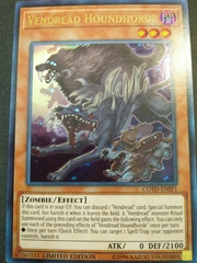 Vendread Houndhorde - COTD-ENSP1 - Ultra Rare - Limited Edition