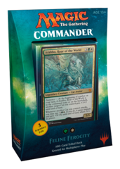 Commander 2017: Feline Ferocity