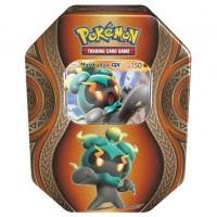 Pokemon Mysterious Powers Tin - Marshadow-GX