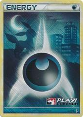 Darkness Energy - 94/95 - Promotional - Crosshatch Holo 2011 Player Rewards