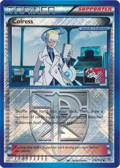 Colress - 118/135 - Crosshatch Holo 2012 Player Rewards