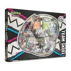 Team Skull Pin Collection Box