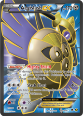 Aegislash-EX - 65a/119 - Ultra Rare Alternate Art Promo