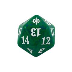 Ixalan Spindown Dice - Green