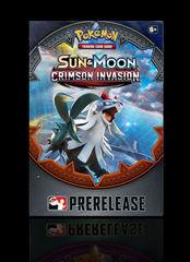 Crimson Invasion Prerelease Pack