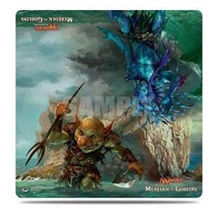 Ultra Pro Magic The Gathering: Merfolk Vs Goblins - 24 X 24 Inch Playmat (UP86705)
