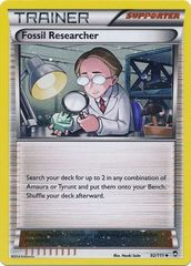 Fossil Researcher - 92/111 - Alternate Holo - Promo