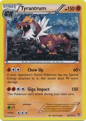 Tyrantrum - 62/111 - Alternate Holo - Promo