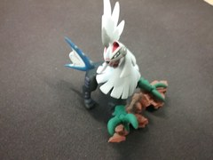 Silvally Collectible Figure - Silvally Figure Collection