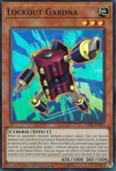 Lockout Gardna - CIBR-ENSE3 - Super Rare - Limited Edition