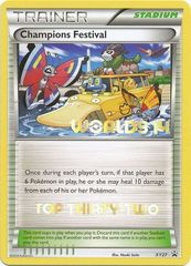 Champions Festival (Top Thirty-Two) - XY27 - 2014 World Championship Promo
