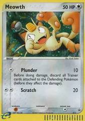 Meowth - 13 - EX Series Collector's Tin
