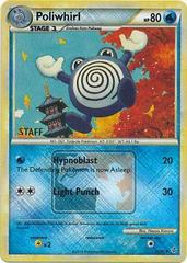 Poliwhirl - 37 - Promotional - Crosshatch Holo State/Province/Territory Championships 2010 Promo