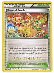 Tropical Beach (Semi-Finalist) - BW50 - Promotional