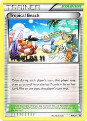 Tropical Beach - BW28 - Promotional