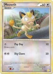Meowth - 4/30 - XY Trainer Kit (Raichu)