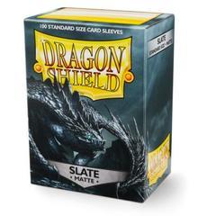 Dragon Shield 100ct Standard Sleeves - Matte Slate