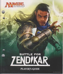 Battle For Zendikar - Player's Guide