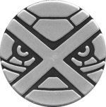 Metagross Collectable Coin