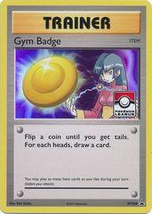 Gym Badge (Sabrina) - XY208 - League Promo