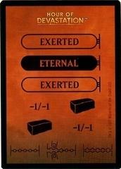 Punch Card Token