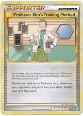 Professor Elm's Training Method - 25/30 - XY Trainer Kit (Gyarados)