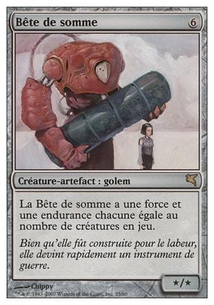 Bête de somme (Beast of Burden)