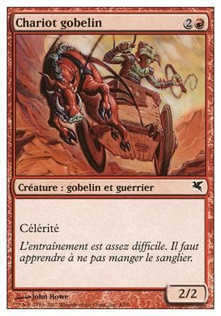 Chariot gobelin (Goblin Chariot) #4/60